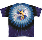 Led Zeppelin: Swan Song Tie Dye T-Shirt   New  Official  Free Shipping