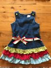 Americsn Girl bitty Baby Dress For Girl Size 5