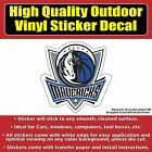 Dallas Mavericks Basketball Vinyl Car Window Laptop Bumper Sticker Decal on eBay