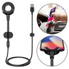 Baseus 3 in 1 Flexible 2.1A Car Mount Clip Bracket Cable For iPhone 6 6S 7 Plus