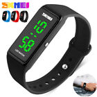 SKMEI Men Women Sports Watches Girls LED igital Wristwatches 30M Water Resistant