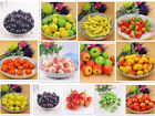 5PCS Artificial Fake Foam Fruits Faux food Model Props House Kitchen Party Decor