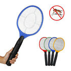 Electric Fly Mosquito Swatter Bug Wasp Zapper Racket Insect Killer Handheld