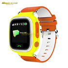 Q90 GPS Activity Safety Tracker Wifi SOS Call Children Anti-lost Smart Watch