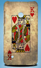 KING OF HEARTS PLAYING DECK CARDS HARD CASE COVER FOR NOKIA LUMIA 530 730