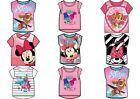 Girls Children Disney Trolls Minnie Vaiana Paw Patrol T-Shirt Top 1,5-12 years image