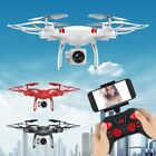 RC Drone 4CH 6 Axis 2.4G With HD Camera 5.0MP 1080P RC Quadcopter WiFi Home Use