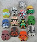 how to make aztec hot chocolate - Star Wars Stormtrooper Helmets Mystery Set Disney Trading Pin Make a Set Lot