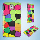 STAIN GLASS RAINBOW PATTERN CASE FOR SAMSUNG GALAXY NOTE 2 3 4 5 8 9