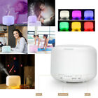7 LED Humidifier Air Aroma Essential Oil Diffuser Aromatherapy Atomizer Purifier