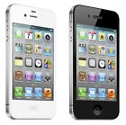 Apple iPhone 4 Unlocked for GSM Carriers - Refurb (all Sizes/Colors)