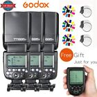 US Godox TT685F 2.4G TTL HSS Flashgun Speedlite +XPRO-F Trigger Kit for Fujifilm