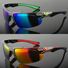 Kyпить New Men Polarized Sunglasses Sport Wrap Around Mirror Driving Eyewear Glasses на еВаy.соm