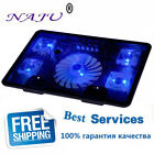 Modern Cooling Pad For Laptop Notebook With 5 Fans 2 USB Ports With LED Ligths