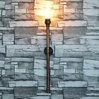 Wall Lamp Wroguht Iron Water Pipe Vintage Aisle Lights Iron Edison Incandescent