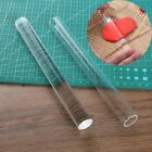 Внешний вид - Simple Durable Sculpey Polymer Clay Clear Acrylic Roller Rolling Art DIY Tools