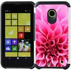 For Nokia Lumia 630 / Lumia 635 Case Slim Hybrid Armor Dual Layer Phone Cover