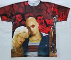 Natural born killers T shirt classic 90s movie micky mallory drugs trip  image