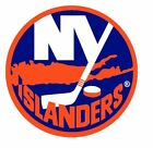 New York Islanders Sticker Decal S133 Hockey YOU CHOOSE SIZE $1.45 USD on eBay