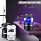 LED Electric Fly Zapper Mosquito Killer Lamp Bug Insect Pest Trap Lights Control