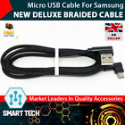 Samsung L shaped braided lightening fast charge and sync cable Samsung