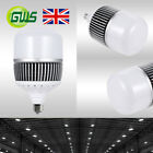 High Power E27 LED Globe Bulb 50W 80W 100W Commercial Warehouse Factory Lamp UK
