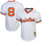 Mitchell & Ness MLB Baltimore Orioles Cal Ripken Jr. Batting Practice Jersey B on Ebay