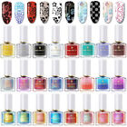 6ml BORN PRETTY Stempellack Holographisch Thermal Plate Nagel Stempel Nagellack