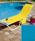 ALL COLORS Brightly Colored Chair Covers Terry Cloth Lounge Cover Lawn Chairs