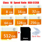 8g tf card - 8GB 16GB 32GB 64GB 128GB 256GB 512GB Micro SDHC TF Memory Card For Phone Camera