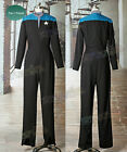 Hot!Star Trek: Voyager Cosplay Captain Kathryn Janeway Costume on eBay