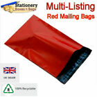 RED Mailing Bags 4.5