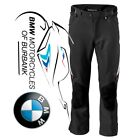 StreetGuard Black Pants Men�s Genuine BMW Motorrad Motorcycle 2018 RIDE