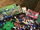 Lego Collection 23 pounds inludes Star Wars,Mindcraft, platforms , mini figures