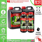 Shogun Samurai Hydro Grow A+B - 1L/5L Litres - Hard Water 2-Part Fertilisers