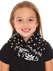 Внешний вид - Children Kids Winter Warm Knitted Scarf Circle Infinity Scarf Neck Shawl