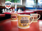 H&H Retro Style Diner Mugs - Occupations / Hobbies / Pastimes - Gifts  70 Styles