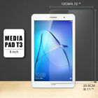 "Tempered Glass Screen Protector For Tablet Huawei MediaPad T3 10"" 8"" 7"" M3 Lite"