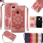 For LG G5 K7 Hot Pattern Magnetic Leather Wallet Case Stand Flip Cover +Strap