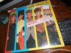 lp the go go's talk show shrink w / hype sticker & beauty and the beat 1980s