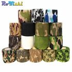 Внешний вид - 1pcs Camo Hunting Camping Hiking Camouflage Stealth Tape Wrap Waterproof
