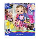 Sweet Tears Baby Doll Shows Emotion and Interacts with Check-Up Accessories NEW