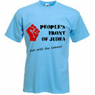 People's Front Of Judea T-Shirt - Monty Python Life Of Brian - Choice of Colours