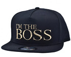 NEW *PREMIUM* SNAPBACK CAP HIP HOP ERA FITTED FLAT PEAK HAT Carbon 212 Rock IT
