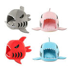 Pet Products Warm Soft Dog House Pet Sleeping Bag Shark Dog Kennel Cat Bed/House