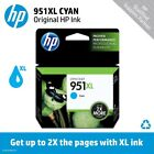 HP 951XL High Yield Single Ink Cartridge (Cyan, Magenta, Yellow), EXP 2019 !!!