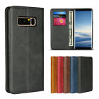 iCoverCase Leather Flip Wallet Stand Case Cover For Samaung Galaxy Note 8