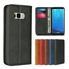 iCoverCase Leather Flip Wallet Stand Case Cover For Samaung Galaxy S8+ S8 Plus
