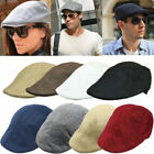 Men Women Duckbill Ivy Cap Golf Driving Flat Cabbie Newsboy Sport Beret Hat