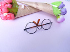 Kpop exo xoxo planet #2 chanyeol Park Doll's glasses Figure's glasses Cos Prop